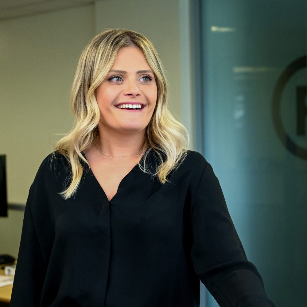 Photo of Lauren Small, Operations Associate of Columbia Pacific Wealth Management in Seattle