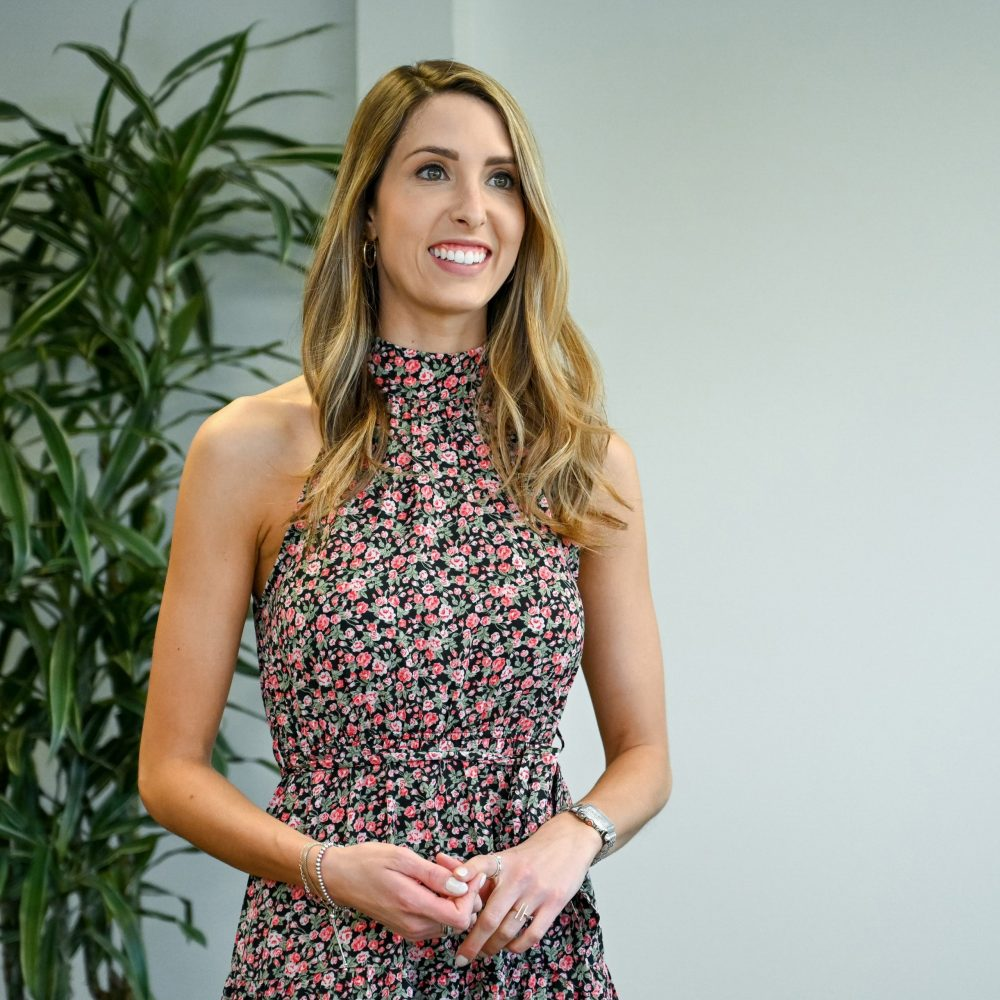 Photo of Stacy Schwaegler, Director of Marketing of Columbia Pacific Wealth Management in Seattle