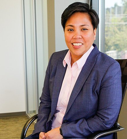 Headshot of CJ Calaguio, Chief Compliance Officer of Columbia Pacific Wealth Management in Seattle