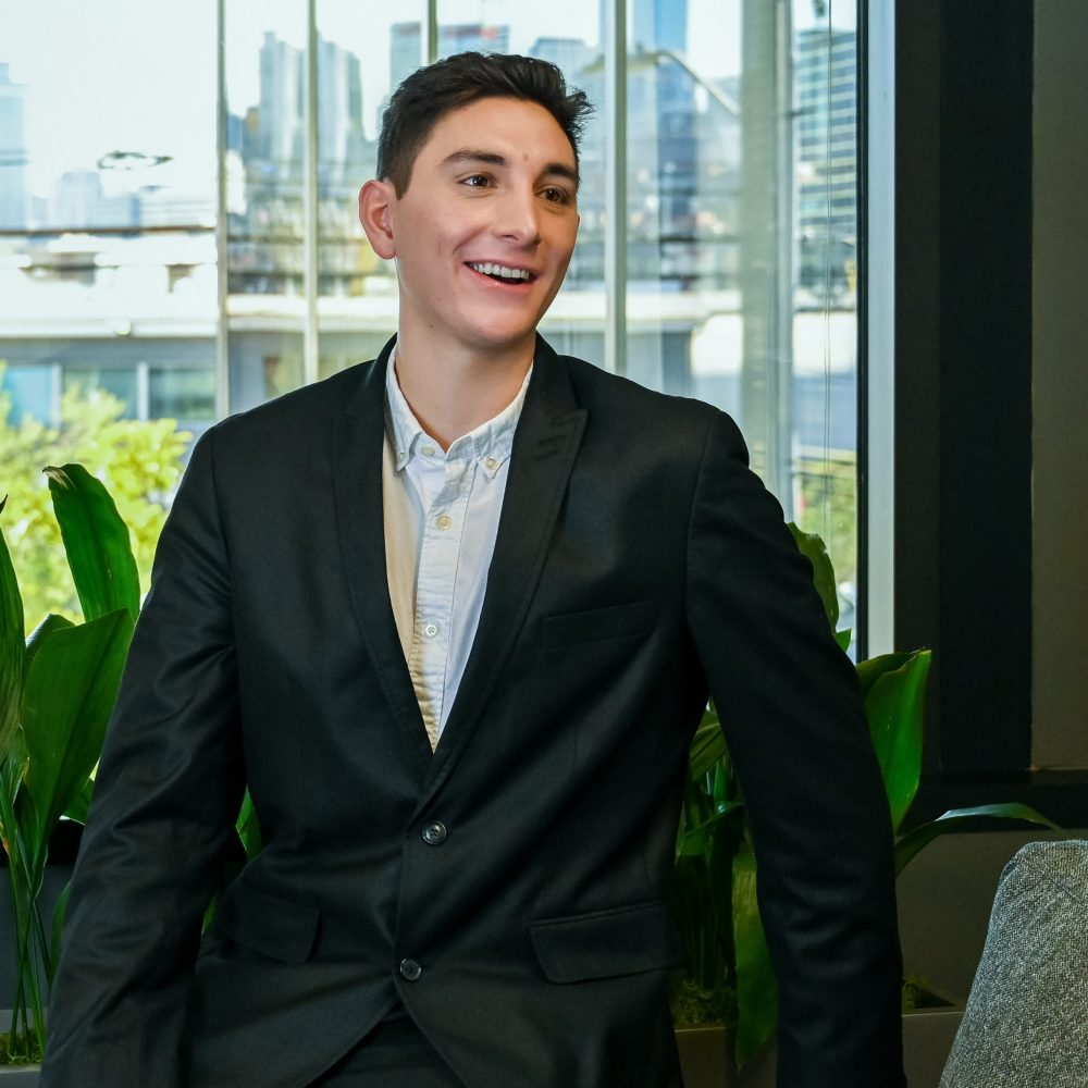 Photo of Diego Arias, Client Service Associate of Columbia Pacific Wealth Management in Seattle